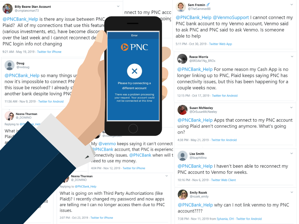 does pnc bank support zelle